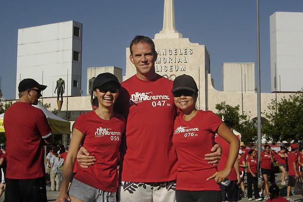 Valerie, Cody, Rowena