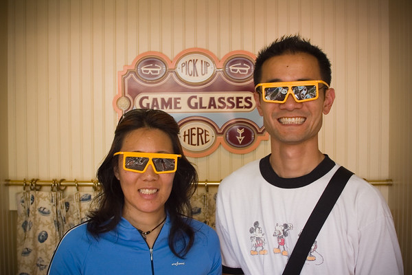 "It's time to put on our ""Game Glasses"""