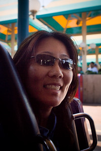 Lori and I go on California Screamin'