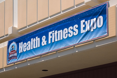In order to claim the all-important timing chip and bib, each race participant must attend the Health and Fitness Expo at the Disneyland Hotel Convention Center (Friday or Saturday...either way, it encourages people to turn this into a full weekend event)