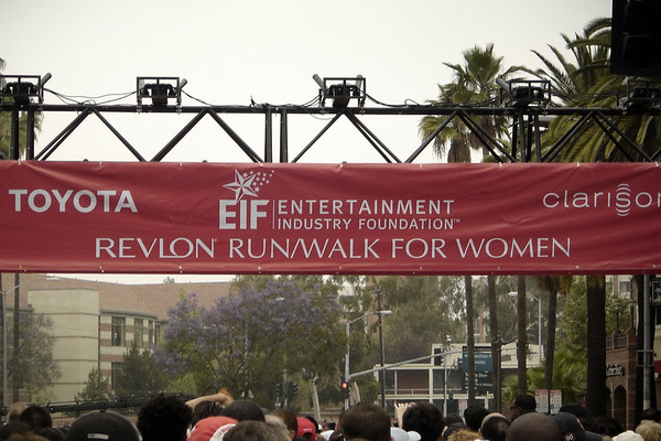 """The """"for women"""" moniker is because this event supports the fight against women's cancer"""