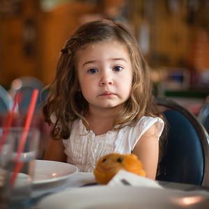 Gianna at Balboa Thai