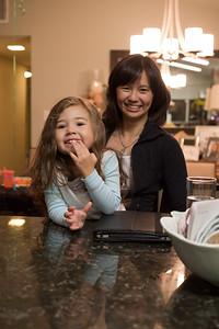 Gianna and Valerie
