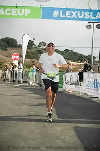 I finish in 1:55:24, 12th in my age group