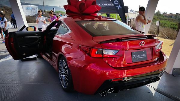Not sure how I feel aobut this design...feels like a mashup of Lexus models