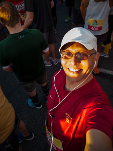 Overexposed selfie before the cowbell #FightOn #Trojans #BeatTheBruins