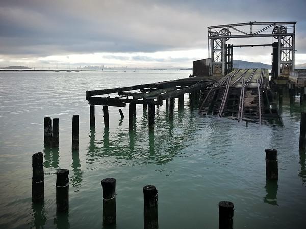 Point Richmond Ferry Terminal / Ellis Landing