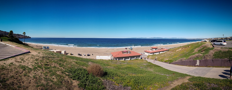 MARCH - RAT Beach Smartphone Panorama