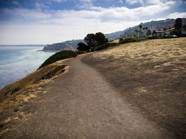 I continue my run on the PV Cliffs