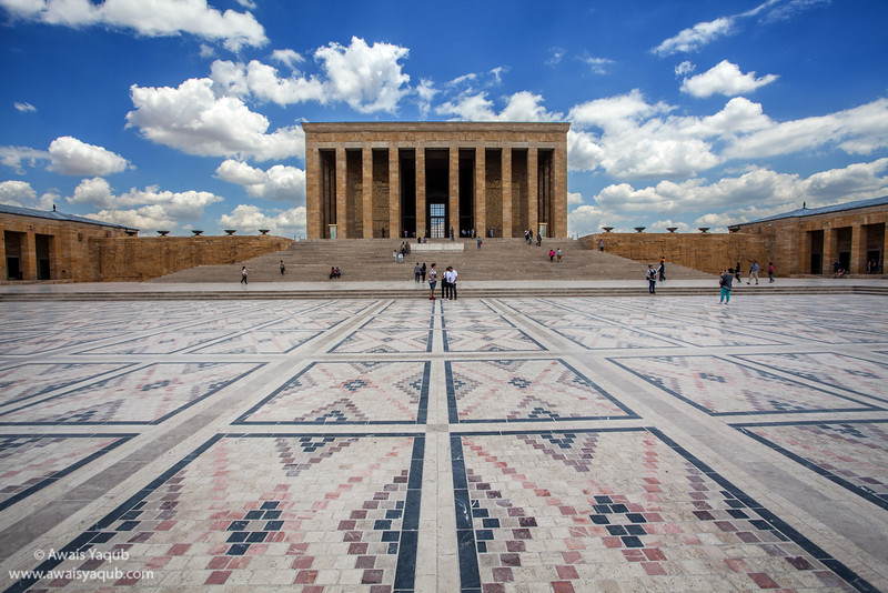 Anitkabir Mausoleum of Ataturk