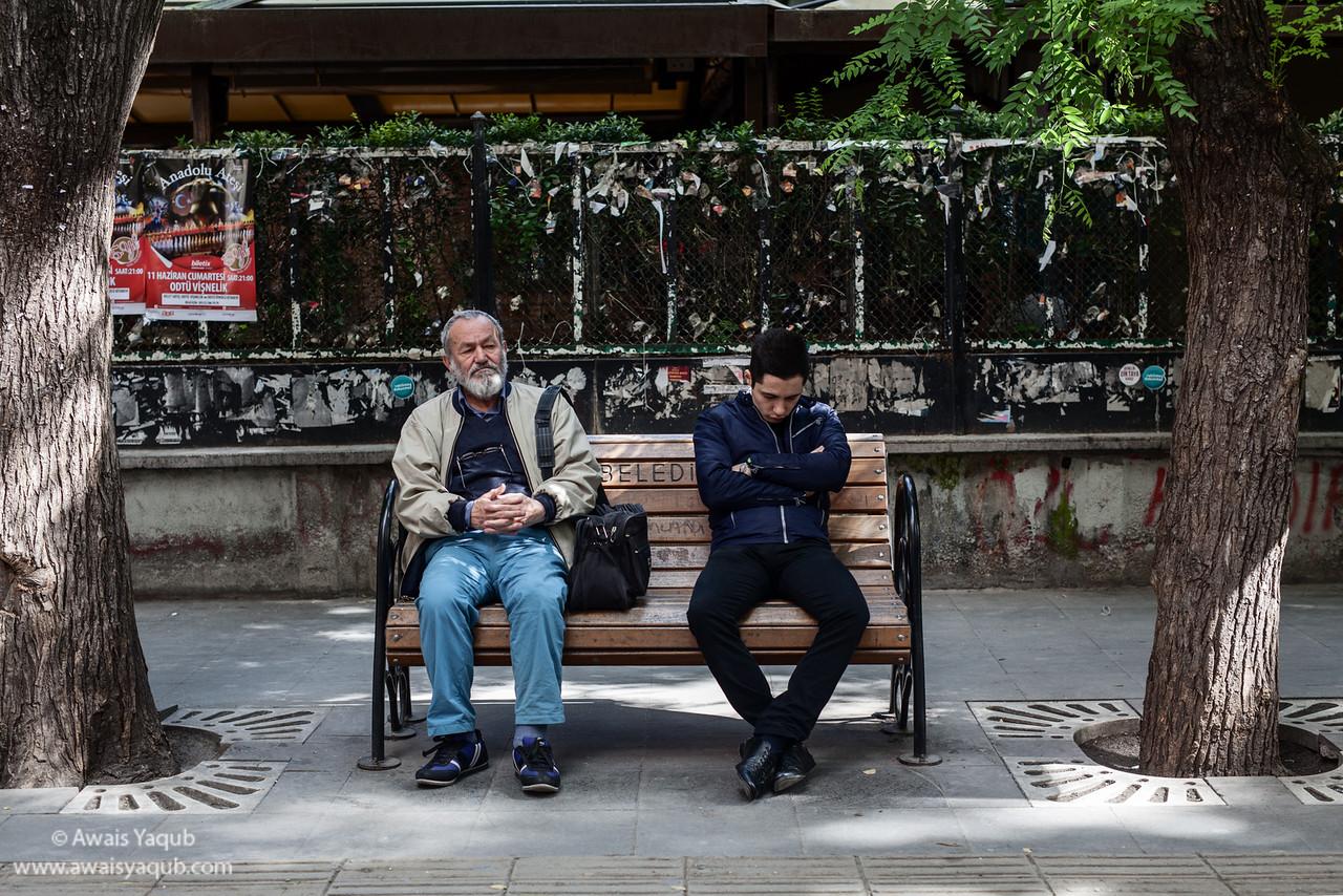Break time in Ankara
