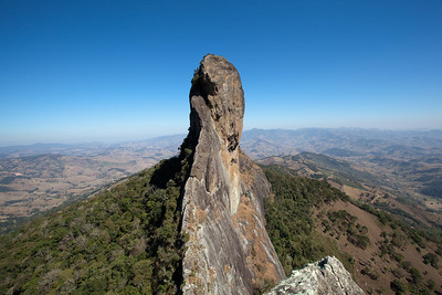 Pedra do Baú - Campos do Jordão, SP