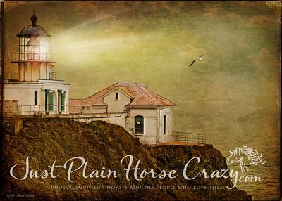 Point Bonita Lighthouse in Marin County, California