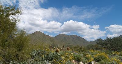 SPUR CROSS, Arizona