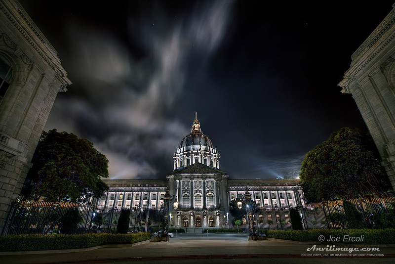 """<strong>SF City Hall</strong><br /> Read the <a href=""""http://www.anvilimage.com/2009/07/takin-it-all-way-to-city-hall.html"""" target=""""_blank"""">Anvil Image blog entry</a> for this image."""