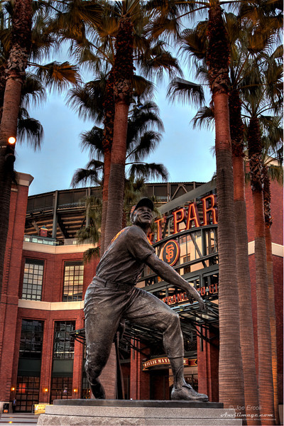 """<strong>The Say Hey Kid</strong><br /> Read the <a href=""""http://www.anvilimage.com/2009/04/giants-baseball-and-panoramas.html"""" target=""""_blank"""">Anvil Image Blog entry</a> for this image."""