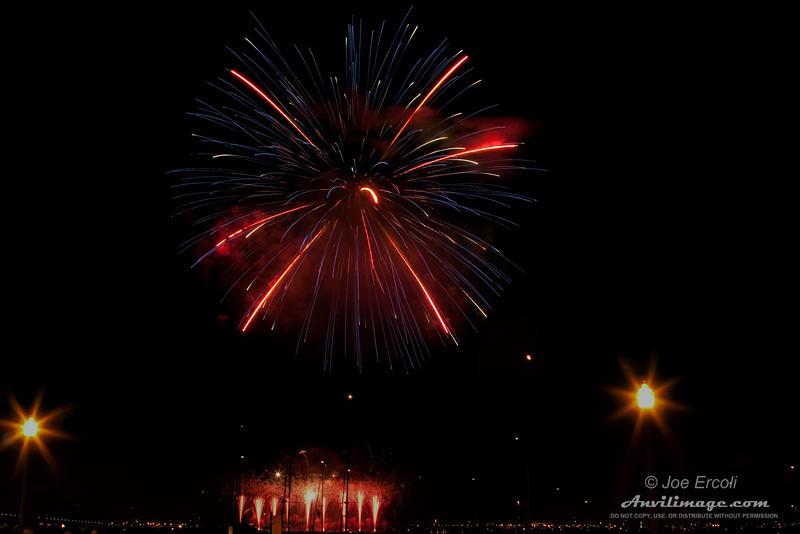KFOG Kaboon! Fireworks