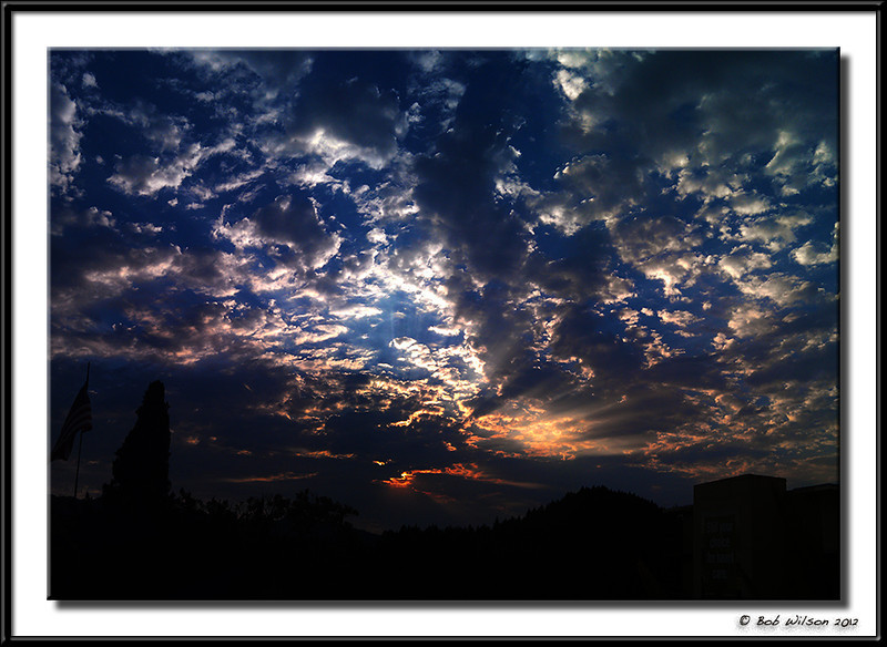 sunset SHH