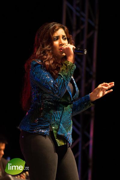 SHREYA GHOSHAL LIVE IN TRINIDAD