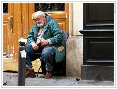 Rue Buci, Paris