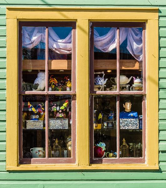 """Gift Shop Windows"""