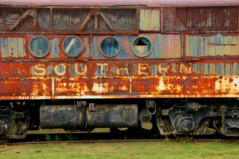 """""""Southern Engine #1"""""""