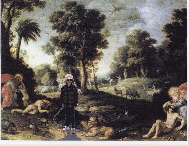 GARDEN OF AVICE