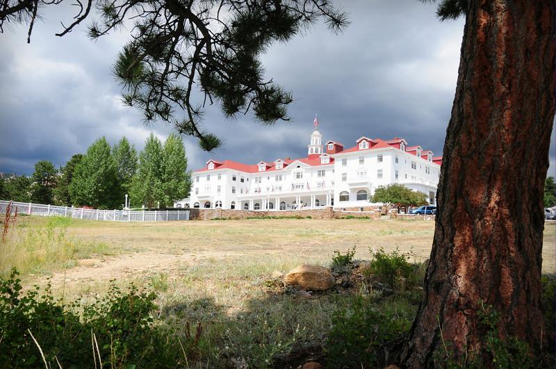 STANLEY HOTEL , ESTES PARK COLORADO