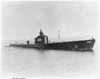 USS Grayling (SS-209)<br /> <br /> Date: November 12 194(1?)<br /> Location: Portsmouth NH<br /> Source: William Clarke - National Archives