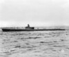 USS Amberjack (SS-219)<br /> <br /> Date: May 30 1942<br /> Location: Groton Conn.<br /> Source: William Clarke - National Archives