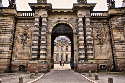 Museum of Strasbourg, France