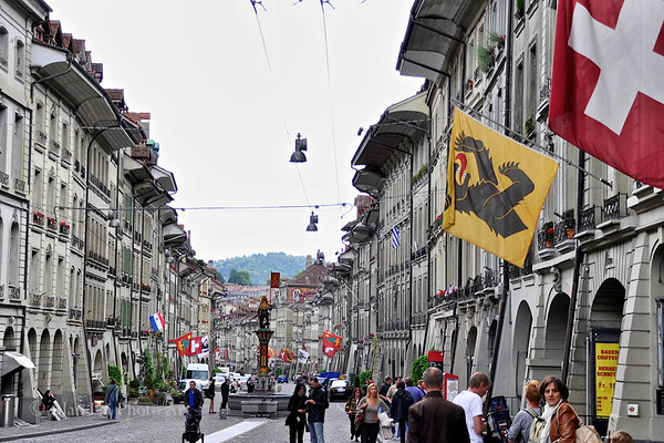 Bern, Switzerland (capital)