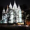 MormonTemple in Salt Lake City, Utah