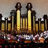 Mormon Tabernackle Choir in Salt Lake City Utah 2