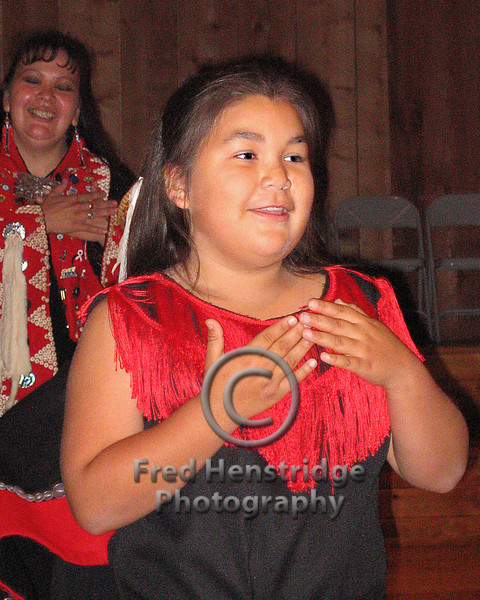 Native performers, Ketchikan, Alaska
