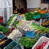 The Central Market in Casablanca