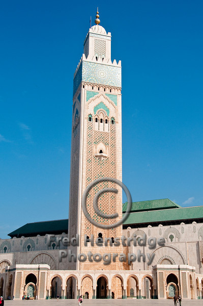Hasan Mosque, Casablanca, Morocco