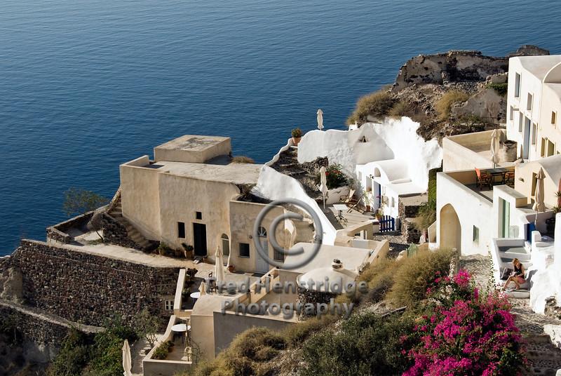 Ia, Santorini Island