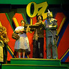 (Big booming voice) -- HOW DARE YOU QUESTION THE GREAT AND POWERFUL WIZARD OF OZ !!!