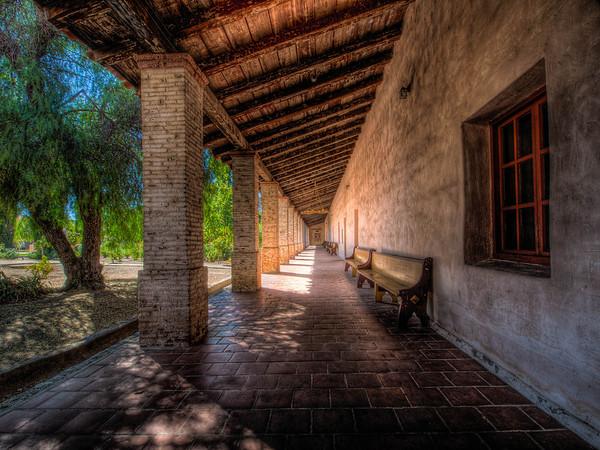 California - San Antonio Mission