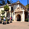 People Movers are a good way to explore Balboa Park