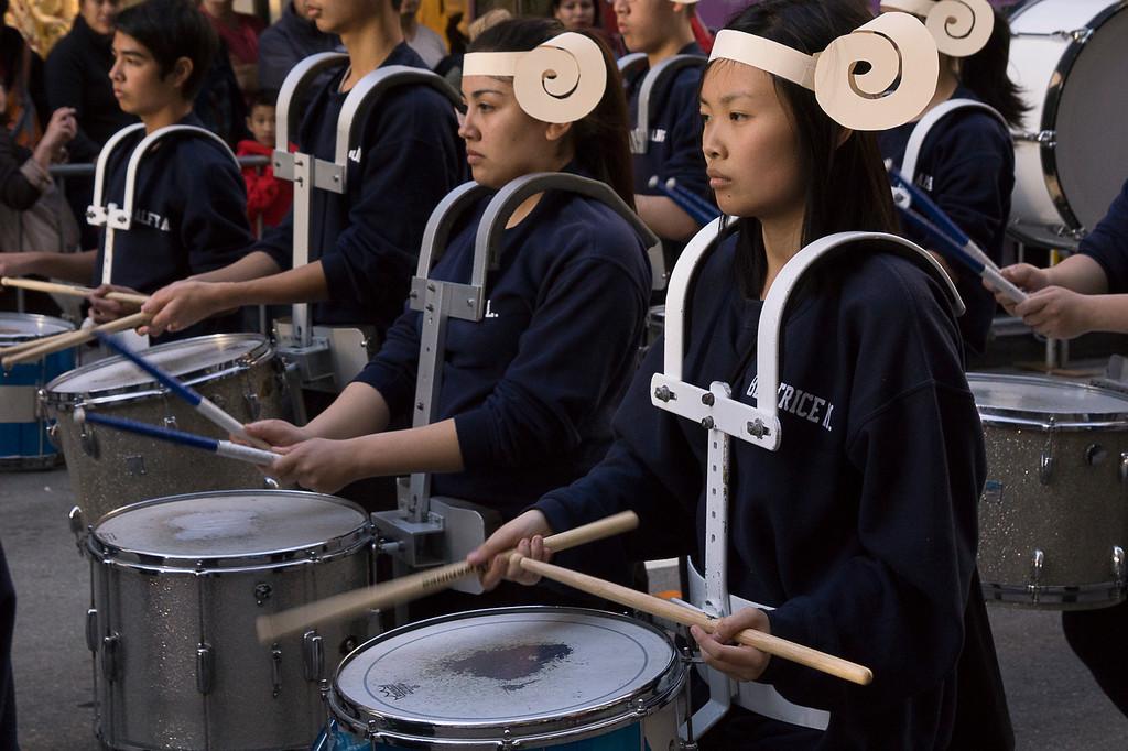drumers...
