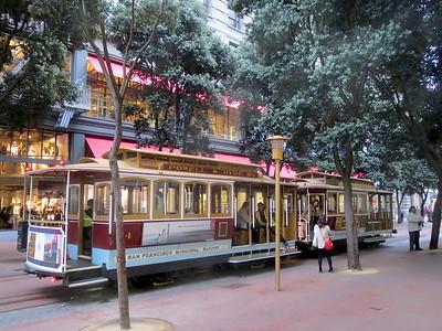 San Francisco  Municipal Railway.