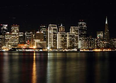 San Francisco Night Shoot