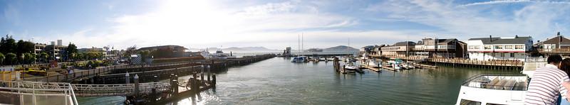 Pier 39 Panorama San Francisco, CA