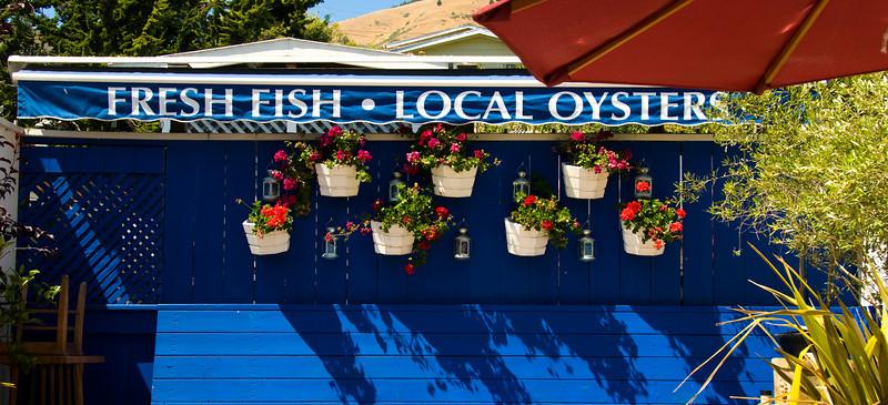 Restaurant near Stinson Beach, CA