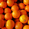 Oranges in Chinatown San Francisco CA