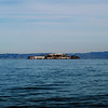 Alcatraz Island From Afar