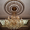 Chandelier at the Palace Hotel in San Francisco 2