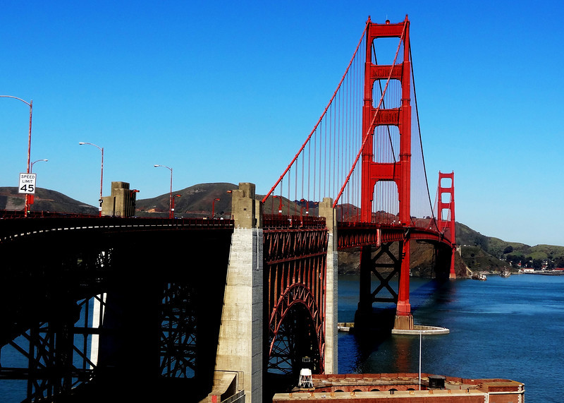 Golden Gate Bridge in San Francisco 20